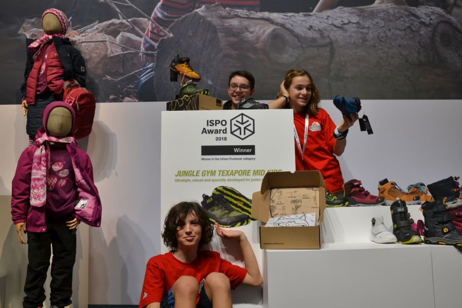 ISPO 2018 JackWolfskin Jungle Collection
