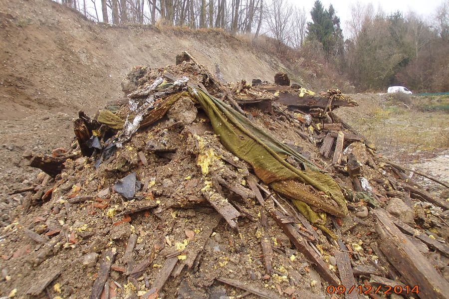 Umweltskandal im Berchtesgadener Land? (c)privat