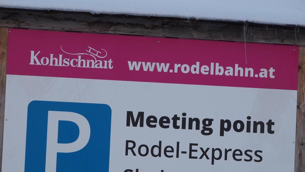 be-outdoor.de Rodelserie Teil VI - Kohlschnait_