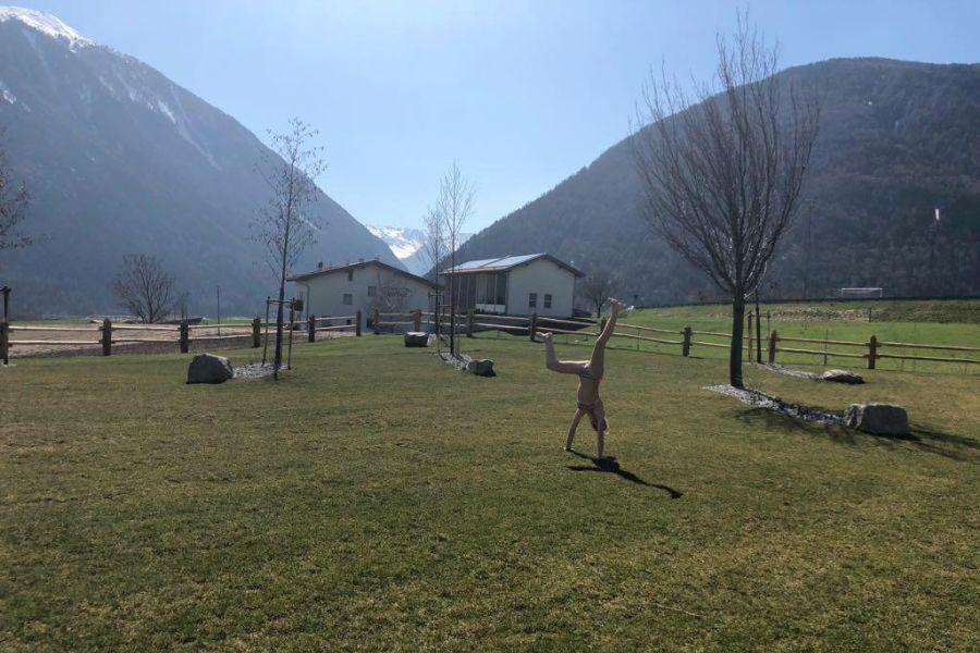 Jochen Schweizer kann auch Wellness - Auszeit im Garberhof im Vinschgau (c)be-outdoor.de
