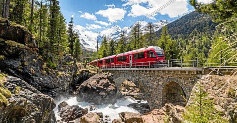 Photo of 2. Bahnfestival anlässlich der Schweizer Welterbetage