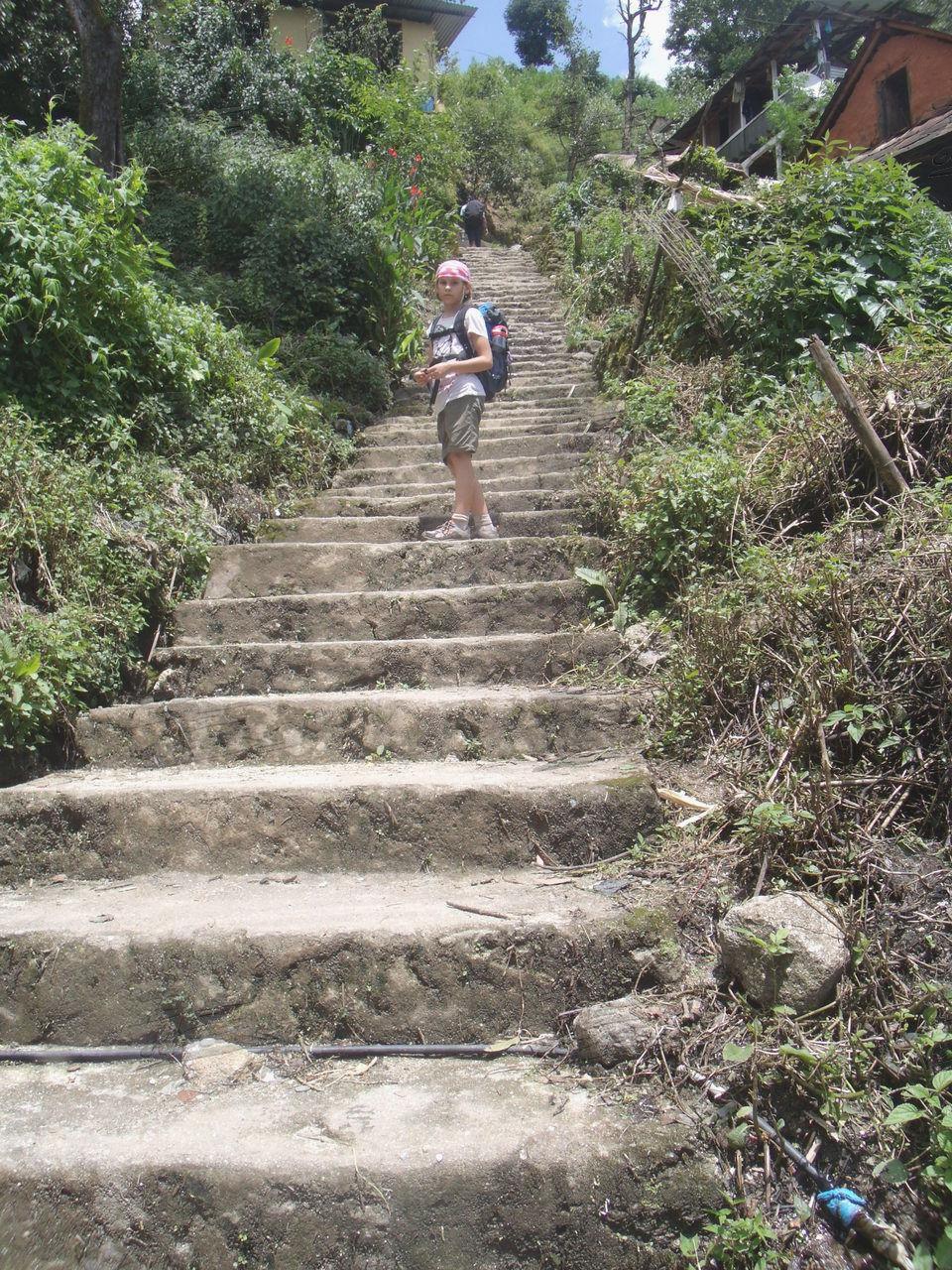 Photo of Tagebuch einer Tour durch Nepal – Tag Vier