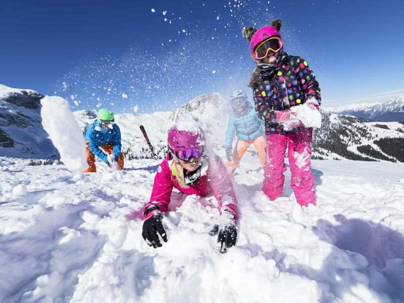 Photo of Jede Menge Schnee dank Adria-Tiefs