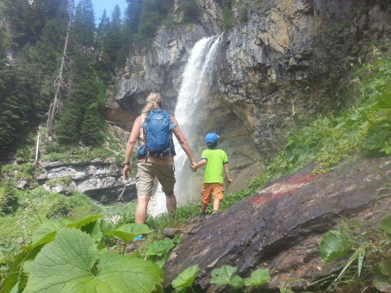 """Photo of Obertauern: Traumhafte """"Wasserwanderung"""" zum Johannes-Wasserfall"""