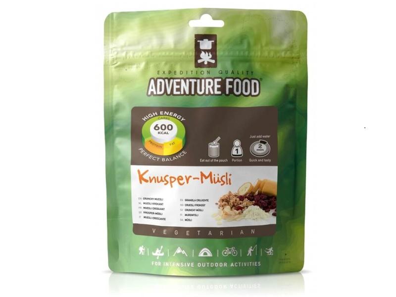 Photo of Adventure Food – Knusper Müsli