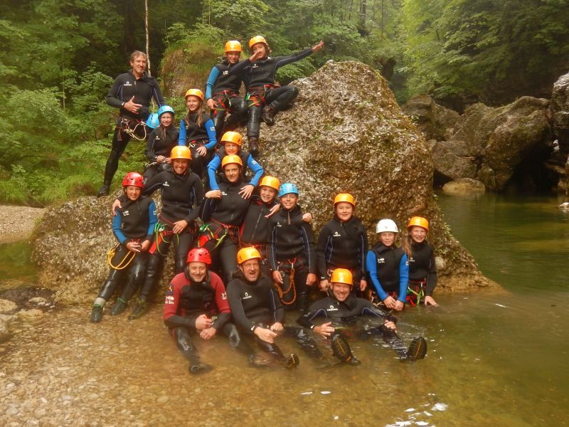 Photo of Adventure Canyoning Ramsau – Mega Spaß garantiert