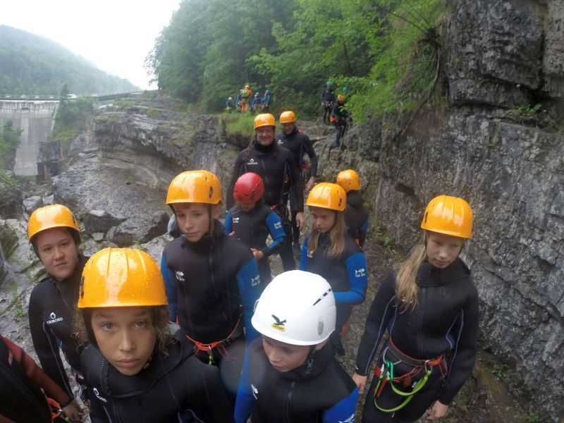 Photo of be-outdoor.de Xmas Tipp No. 2: Gutscheine für´s Canyoning