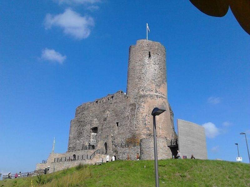 Photo of DIE RUINEN unserer HEIMAT – Die Burg Landshut