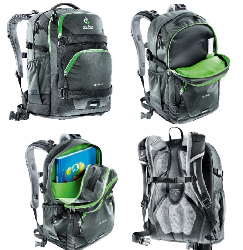 Photo of Deuter Schulrucksack Strike