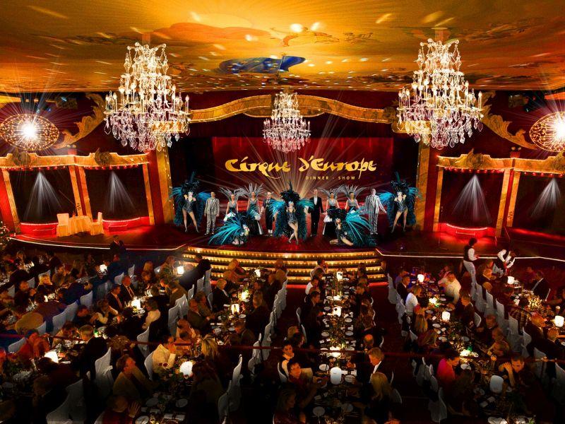 "Photo of ""Cirque d'Europe"" im Europapark"