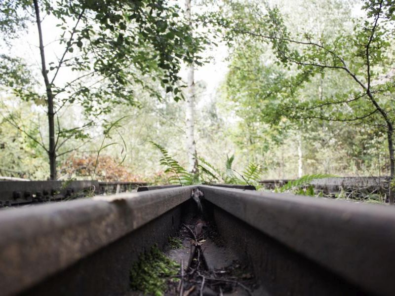 Photo of DIE RUINEN unserer HEIMAT – Alte Bahngleise Dortmund
