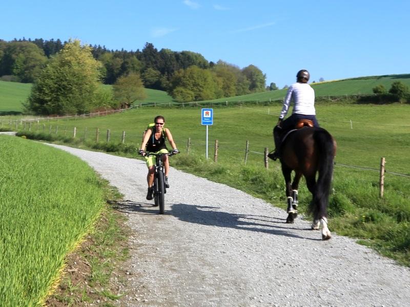 Photo of Inntalradweg – Die letzten Kilometer