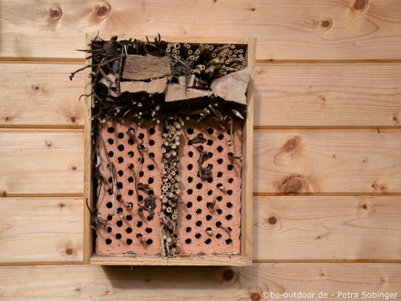 Outdoor-Kids - Bauanleitung Insektenhotel