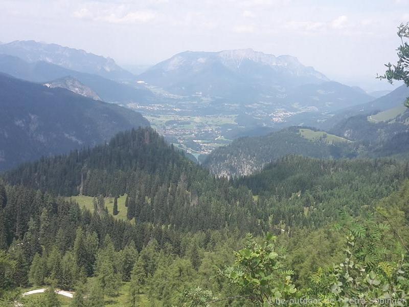 Berchtesgadener Land: Über den unteren Hirschenlauf auf die Gotzenalm
