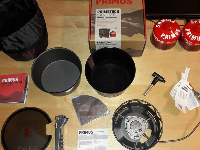 Photo of Aktuell im Test: Primus Primetech Stove Set 1.3