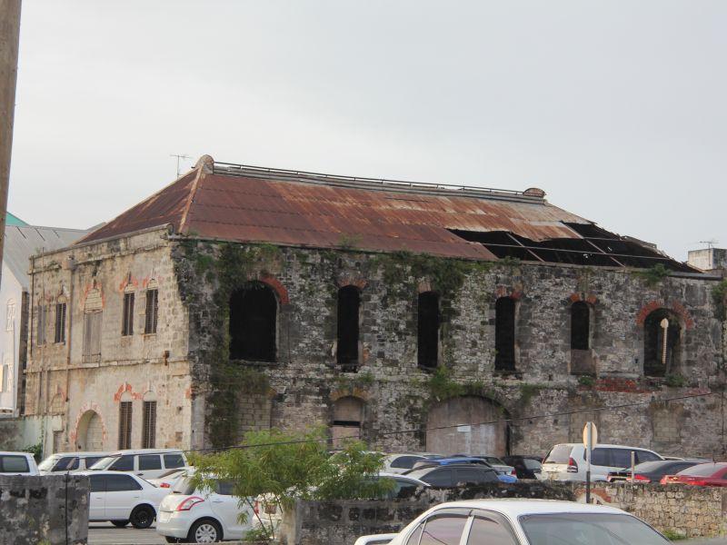 Photo of DIE RUINEN unserer HEIMAT – Teil III – Alte Lagerhalle Barbados