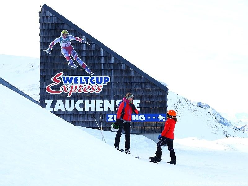 Schneespaß im Skiparadies Zauchensee