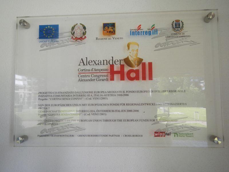 Cortina d´Ampezzo - Im Paläantologischen Museum - Alexander Hall (c)Petra Sobinger