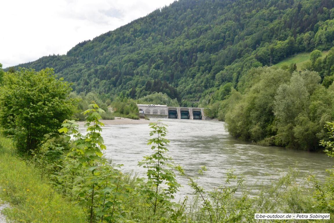 Über den Ciclovia Alpe Adria von Salzburg nach Grado (Teil1- Salzburger Land)