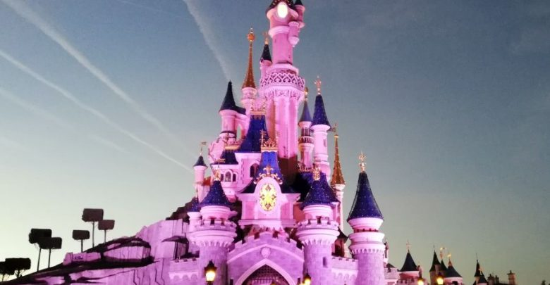 Photo of Aktuell auf Tour im Disneyland Paris