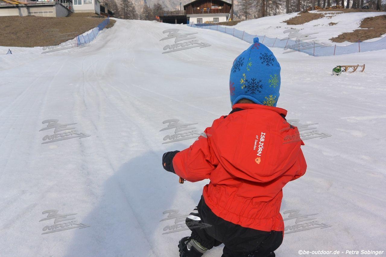 (c)be-outdoor.de - Isbjörn of Sweden - Snowsuit Penguin