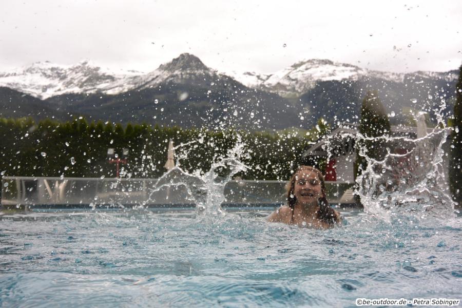 Über den Ciclovia Alpe Adria von Salzburg nach Grado - Tag 2 von Werfen nach Bad Hofgastein