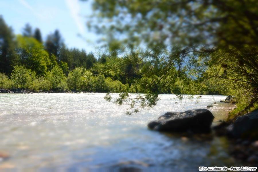 Über den Ciclovia Alpe Adria von Salzburg nach Grado - Tag 5 Von Villach nach Tarvisio