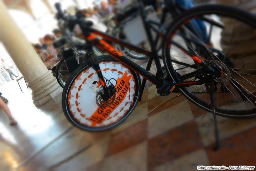 Ciclovia Alpe Adria - Etappe 7 - Von Moggio Udinese nach Udine