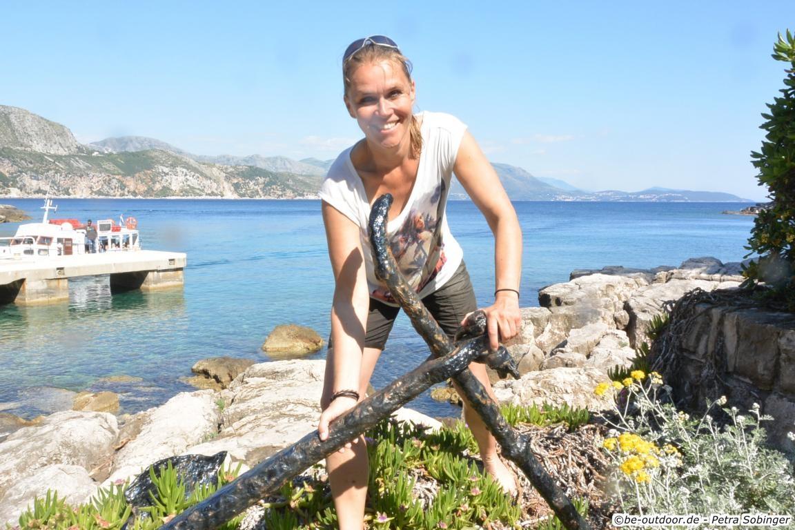 Kroatien - Mit dem Kayak von Dubrovnik nach Lokrum