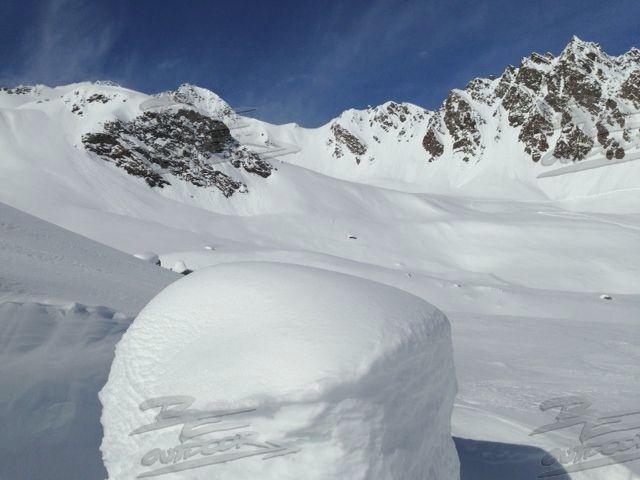 Skitour auf die Saarbrücker Hütte im Montafon