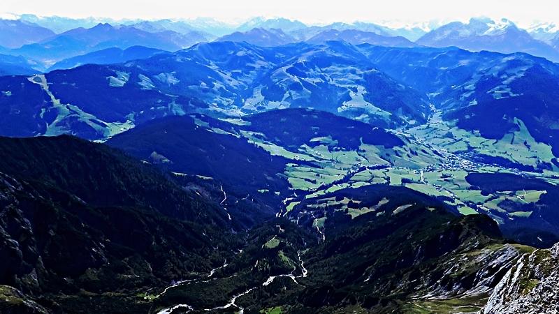 Auf die Schönfeldspitze im Steinernen Meer (c)Sandra Hauser