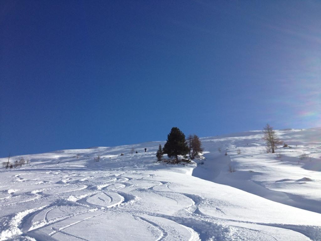 Skitour auf die Aignerhöhe