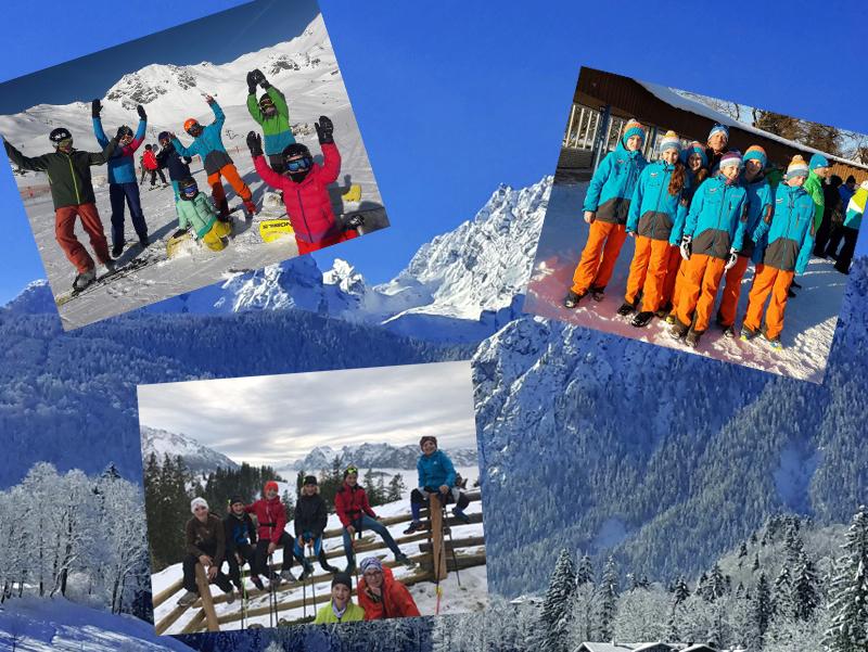 Wintersportnachwuchs im Berchtesgadener Land