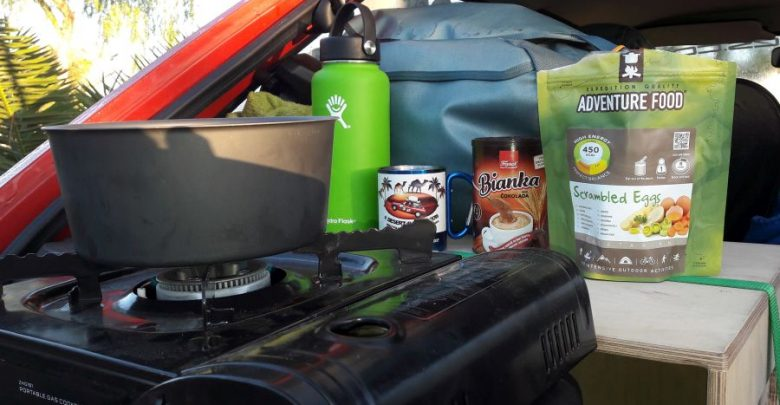 Photo of Produkttest Adventure Food – Expedition Quality