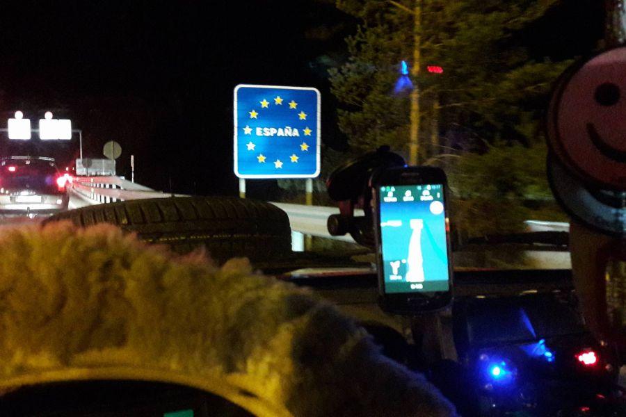 DesertRallye2018_Tagesetappe3_Grenze Spanien