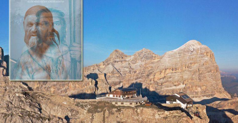 """Photo of Cortina: """"Ötzi und Valmo – die ersten Menschen in den Alpen"""""""