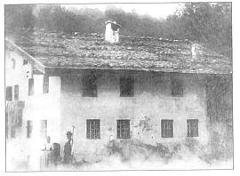 Das alte Rathaus in Bischofswiesen - Zickllehen