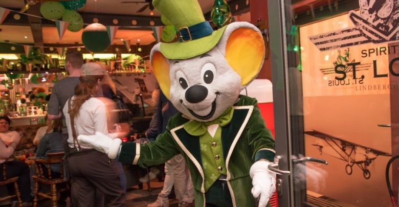 St. Patricks Day im Europapark