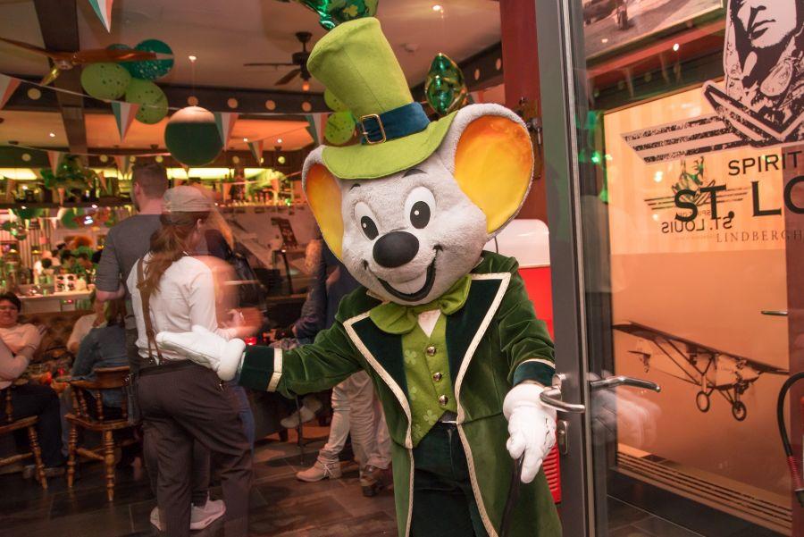 St. Patricks Day im Europapark