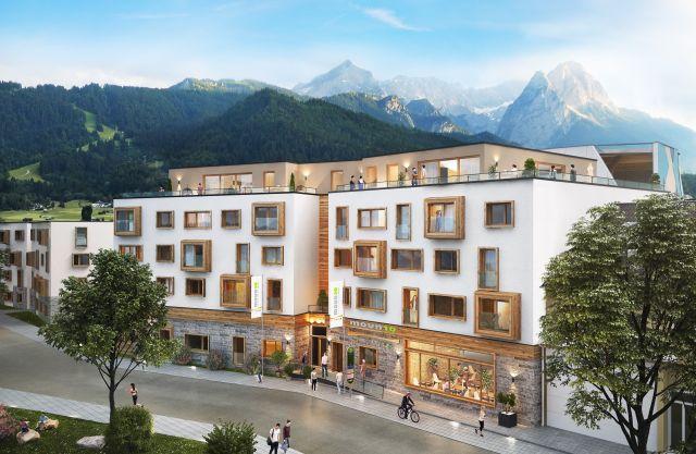 moun10 - Die neue Jugendherberge in Garmisch (h)Hostel FH Holding