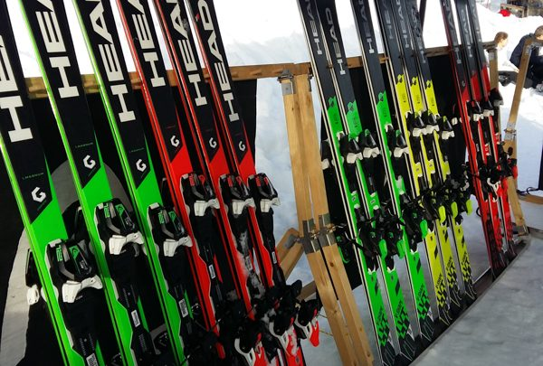 Photo of HEAD Ski Testtag in Garmisch-Partenkirchen