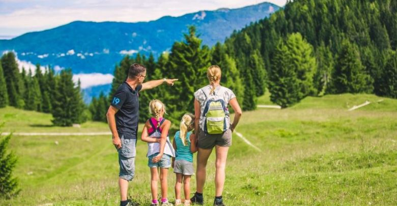 Photo of Lagorai Gruppe – Almwandern mit der Familie