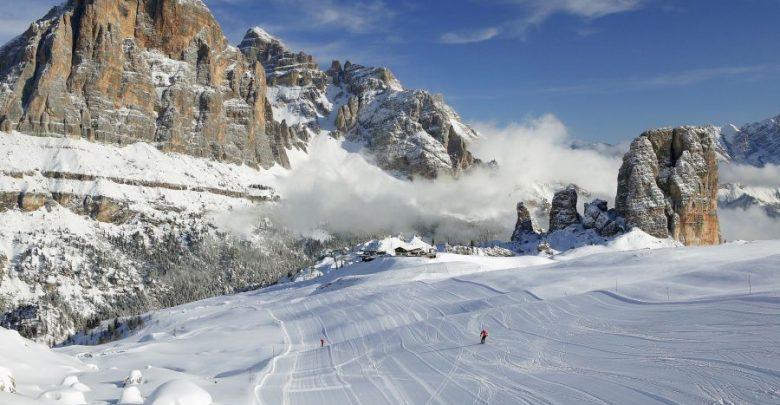 Photo of Cortina d`Ampezzo- Schneevergnügen und Sonnenschein satt