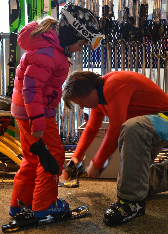 Snowbiken mit Jochen Schweizer in Flachau (3)