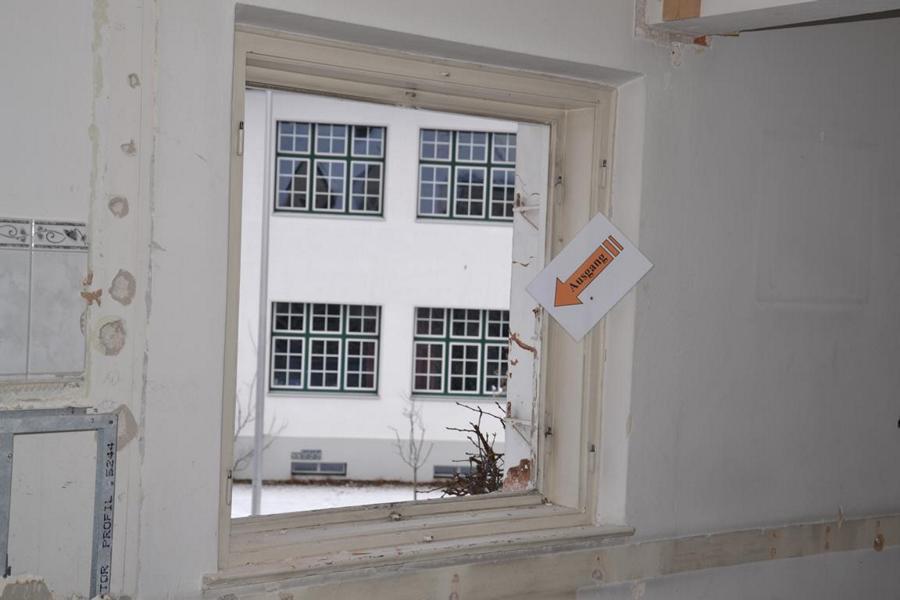 Das alte Rathaus in Bischofswiesen - nach 90 Jahren rollen nun die Bagger an