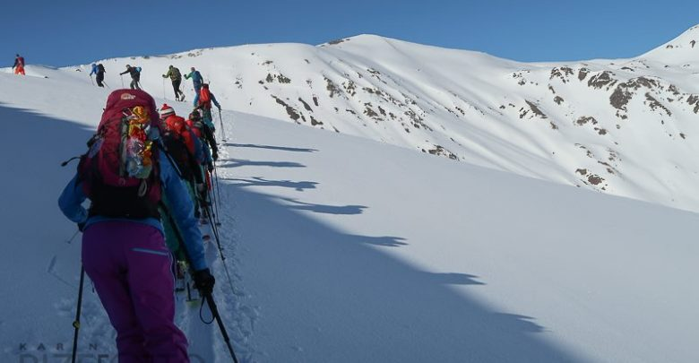 Photo of La Skieda – Telemarker Treffen in Livigno