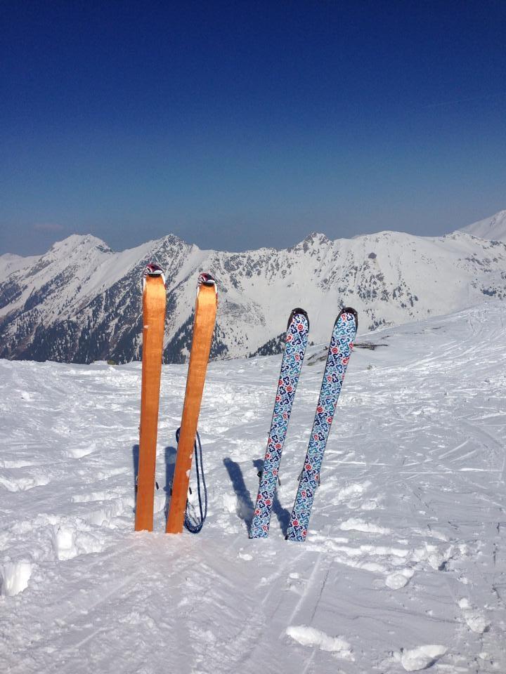 Skitour auf die Karlsspitze / Planneralm