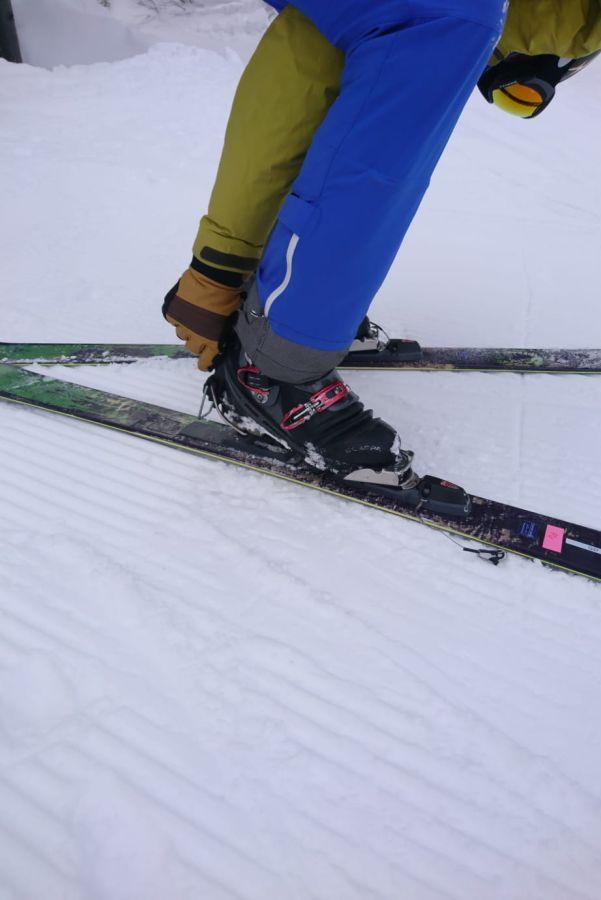 be-outdoor.de beim Telemark Camp 2019 Tourismusverband Grimming-Donnersbachtal, hyphen-sports, Snowsafe App und dem Tiroler Skiverband