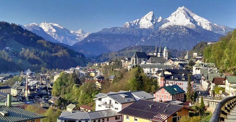 Berchtesgaden im Frühling (c)Petra Sobinger