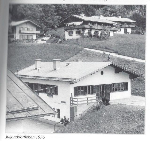 Historische Bilder vom CJD am Dürreck